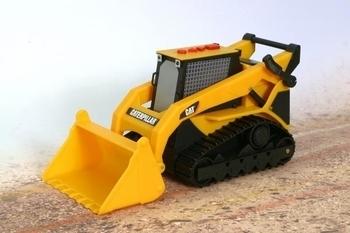 Купить Игрушечный транспорт, Гусеничный погрузчик CAT, 23 см