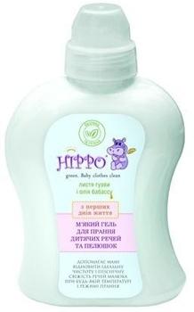 Купить:  Гель Hippo для стирки детских вещей и пеленок, 500 мл Other