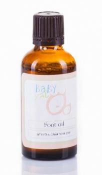 Масло для ног Baby Teva Foot Oil для профилактики судорог, 50 мл Baby Teva