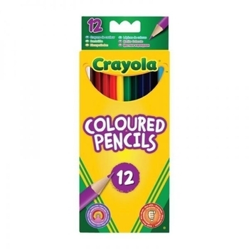 Карандаши Crayola, 12 штук Crayola