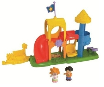 Игровой набор Fisher-Price Площадка