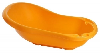 Ванночка Prima Baby, 100 см, оранжевый (0336) Prima-Baby