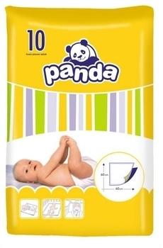 Одноразовые пеленки Panda 60х60 10 шт. Panda