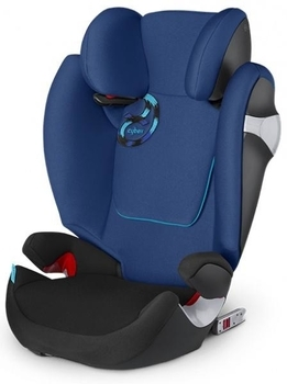 Автокресло Cybex Solution M-Fix True Blue