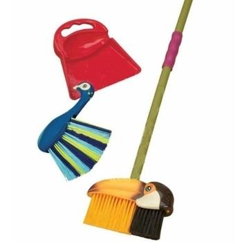 Фото #1: Игровой набор для уборки Battat Тропики