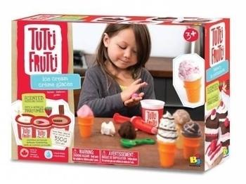 Купить:  Набор для лепки Tutti-Frutti Мороженое Tutti-Frutti