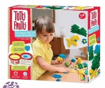 Купить со скидкой Набор для лепки Tutti-Frutti Мини-набор Приключения