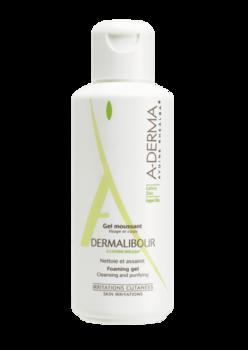 a-derma Антибактериальный гель для атопической кожи A-Derma Dermalibour, 250 мл