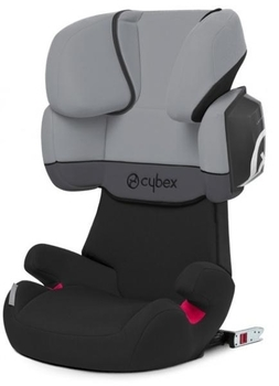 Автокресло Cybex Solution X2-Fix Cobblestone - Pampik