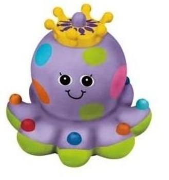 Купить:  Игрушка для купания Ks Kids Брызгающий осьминог Ks Kids