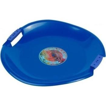 Ледянка-диск Plastkon Tornado Super, синий