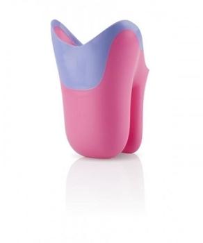 Кувшин для смывания шампуня Nuby, розовый (6138 pink) Nuby