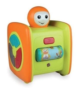 Купить:  Интерактивный игровой центр с моторчиком Meli Dadi Music Go Box Meli Dadi