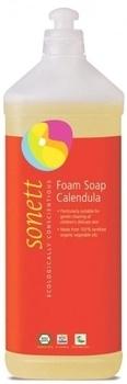 Органическое детское мыло-пенка Sonett Календула (концентрат), 1 л Sonett