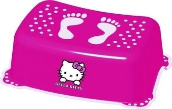 Подставка Maltex Hello Kitty c нескользящими резинками, розовый Maltex