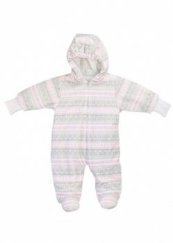 Купить:  Комбинезон Garden Baby Орнамент, р.62, розовый (10037-01/26) Garden Baby