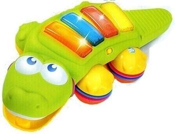 Купить:  Музыкальный инструмент Bkids Крокодил Bkids