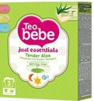 Детский стиральный порошок Teo Bebe алое, 400 г Teo Bebe