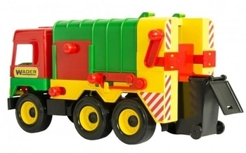 Мусоровоз Wader Middle truck (39224)