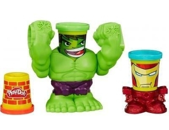Набор для лепки Hasbro Play-Doh Битва Халка Hasbro