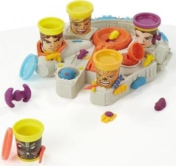 Игровой набор Hasbro Play-Doh Тысячелетний Сокол Hasbro