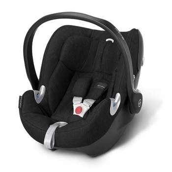 Автокресло Cybex Aton Q Plus Black Beauty Denim - Pampik