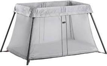 Купить:  Складной манеж-кровать Babybjorn Light, серебристый BabyBjorn