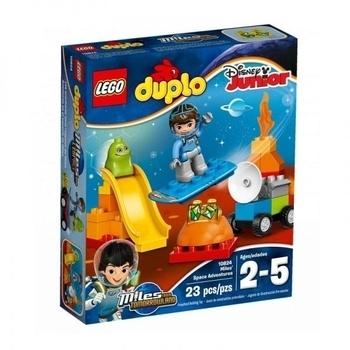 Конструктор LEGO DUPLO IP  Космические приключения Майлза Lego