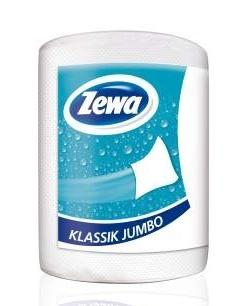 Купить:  Бумажные полотенца Zewa Klassik Jumbo, 1 рулон Zewa