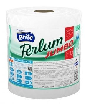 Двухслойные кухонные полотенца Grite Perlum Jumbo, 1 рулон Grite