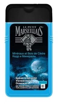 Гель-шампунь для мужчин Le Petit Marseillais® Кедр и минералы, 250 мл Le Petit Marseillais