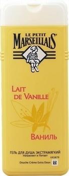 Гель для душа Le Petit Marseillais® Ваниль, 400 мл Le Petit Marseillais