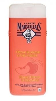 Гель для душа Le Petit Marseillais® Белый персик и Нектарин, 400 мл Le Petit Marseillais