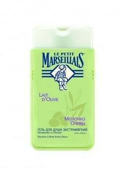 Гель для душа Le Petit Marseillais® Молочко Оливы, 250 мл Le Petit Marseillais