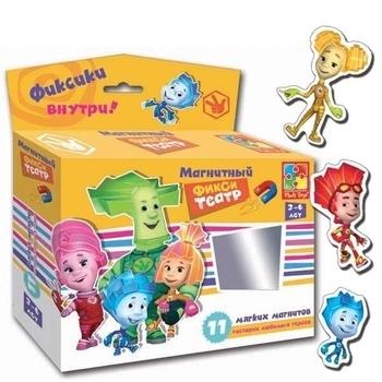 Магнитный театр Vladi Toys Фиксики (VT3206-19), (рус.) Vladi Toys