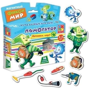 Магнитный Фикси- мир Vladi Toys Помогатор (VT3102-01) Vladi Toys