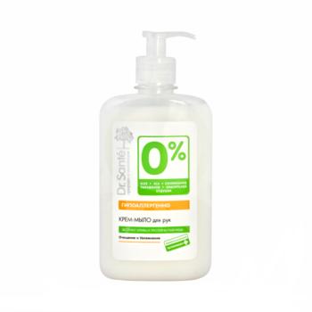 Крем-мыло для рук Dr.S. 0%, 300 мл Dr. Sante