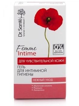 Гель для интимной гигиены Dr.S.Femme Intime Нежный уход, 230 мл Dr. Sante