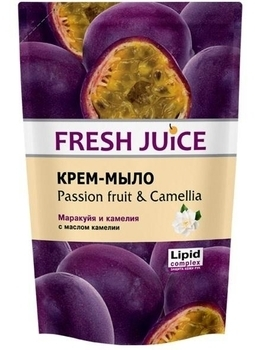 Крем-мыло Fresh Juice Passion Fruit&Camellia 460мл Fresh Juice