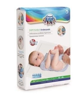 Одноразовые пеленки Canpol Babies, гигиенические, 10 шт. Canpol babies