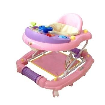 Купить:  Ходунки Babyhit Emotion Racer, розовый BabyHit