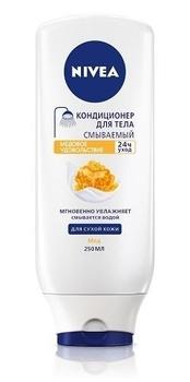 Кондиционер для тела Nivea Медовое удовольствие для сухой кожи смываемый, 250 мл Nivea