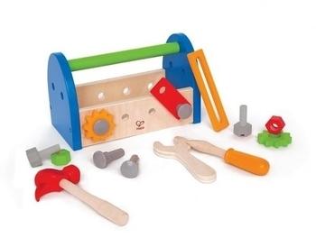 Купить:  Ящик с инструментами Hape Hape