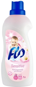 Кондиционер для белья Flo Sensitive, 500 мл Flo