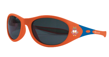 chicco Детские солнцезащитные очки Chicco Chocolate Boy, 24M+ 07384.10