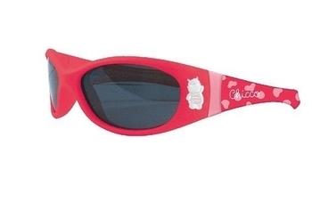 chicco Детские солнцезащитные очки Chicco Pancake Girl, 12M+ 07387.00