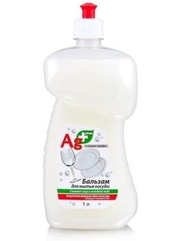 ag+ Бальзам для мытья посуды Ag+, 1 л