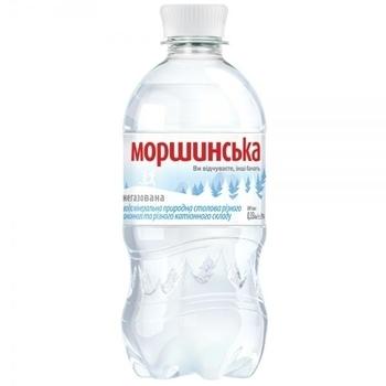 Минеральная вода Моршинская, негазированная, 0.33 л Моршинская