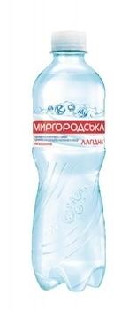 Минеральная вода Миргородская Лагидна, негазированная, 0,5 л Миргородская