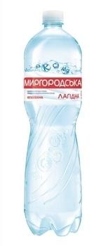 Минеральная вода Миргородская Лагидна, негазированная, 1,5 л Миргородская